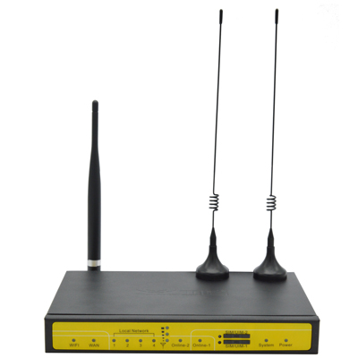 Four-Faith F3446 3G Dual Sim Wireless Router WCDMA