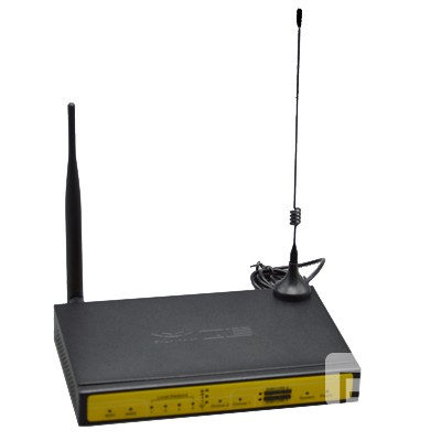Four-Faith F3132 GPRS Dual-SIM WIFI Router